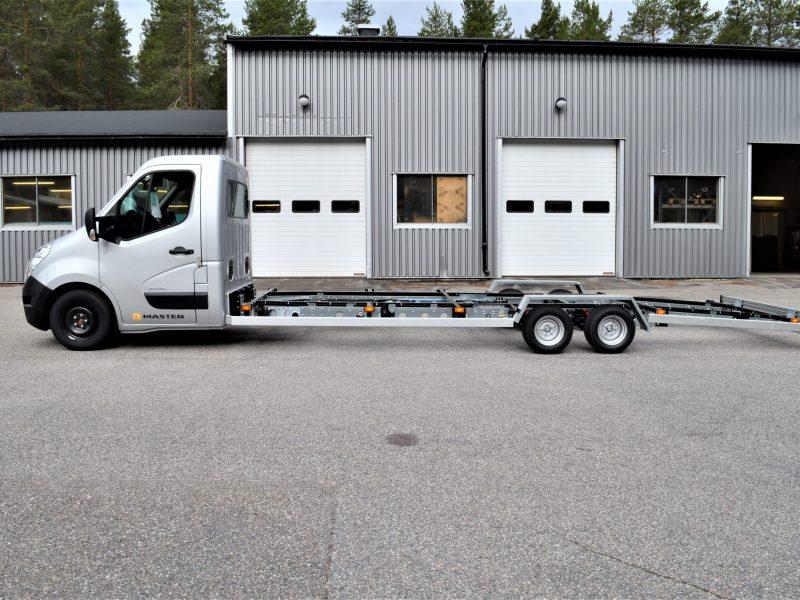 Renault master Freno Eurochassi