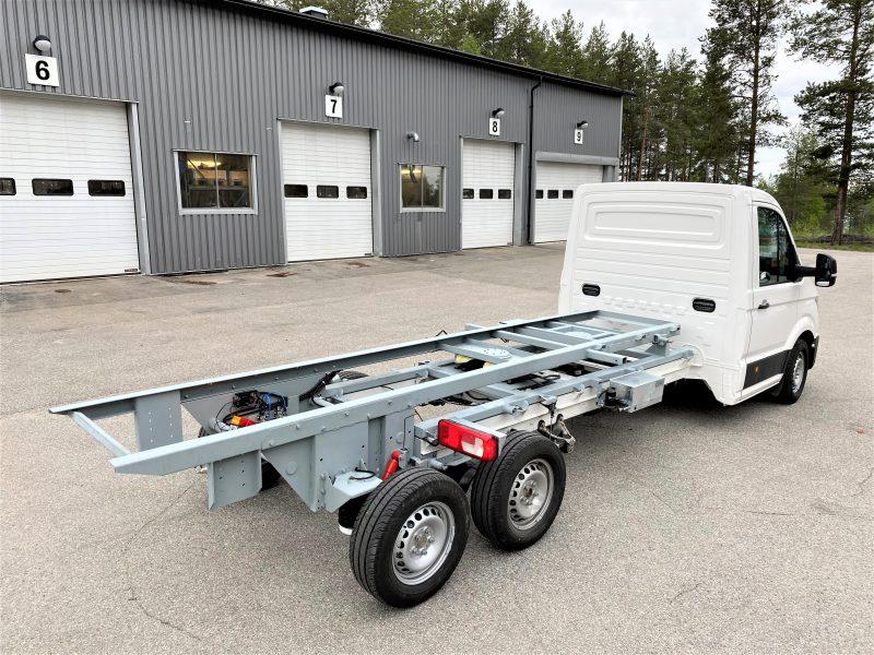 Freno DockOn - Volkswagen Crafter