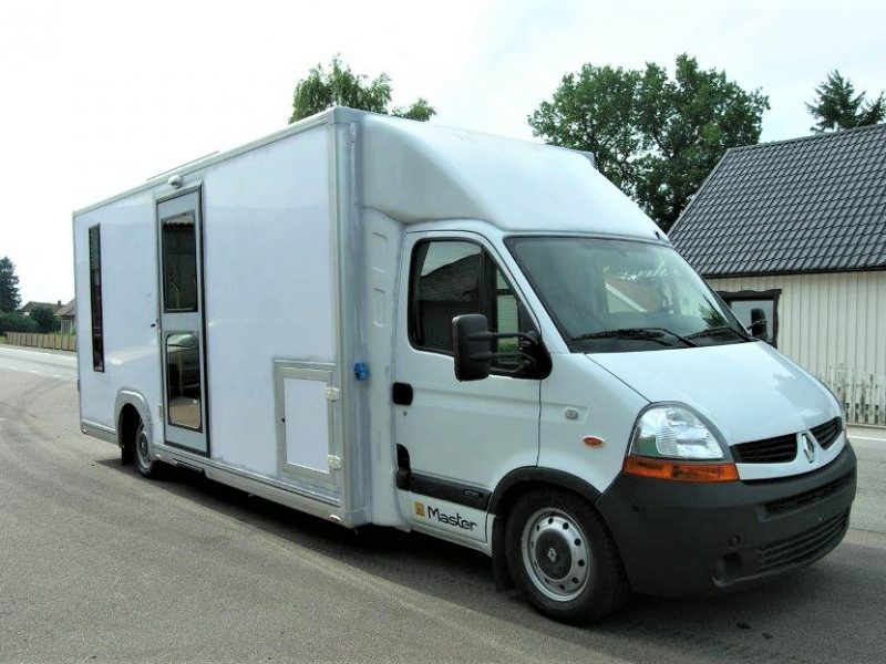 Freno Air - low built Eurochassi, Renault Master