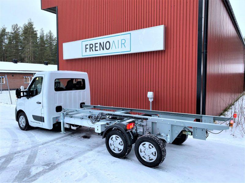 Freno DockOn - Renault Master