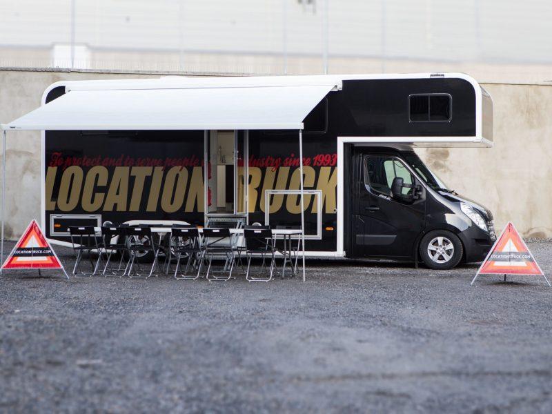 Renault Master med Freno Eurochassi - Location Truck