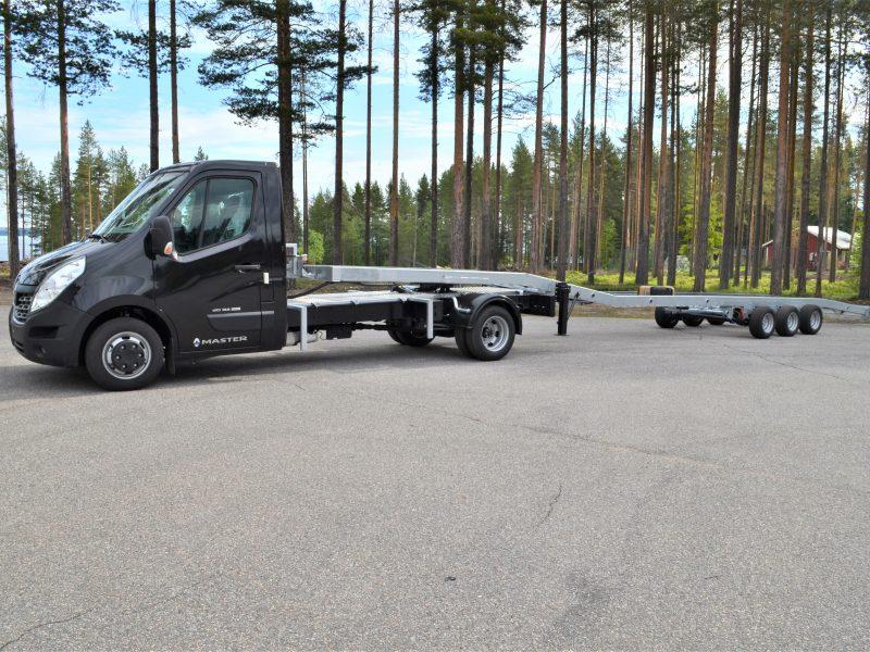 biltrailer Renault