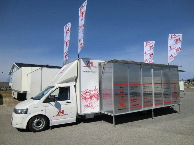För vissa märken finns möjlighet att höja fordonets lastvikt (upp till 5 ton, mot sedvanliga 3,5)